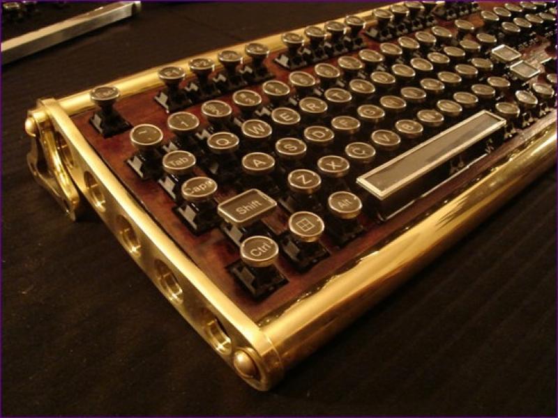 le-clavier-machine-a-ecrire
