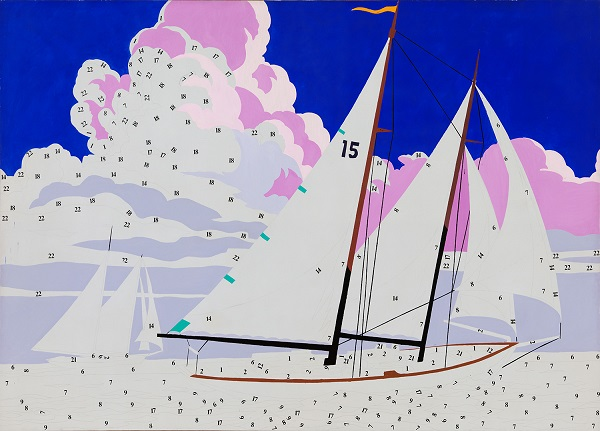 Andy-Warhol-Do-It-Yourself-Sailboats-1962