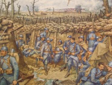 guerre 14-18-Poilus