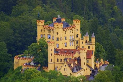 chateau-de-hohenschwangau