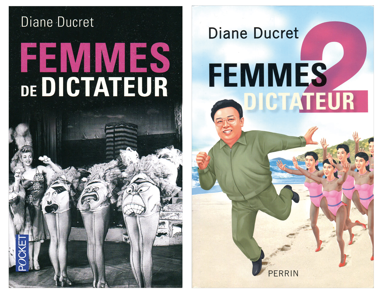 A la rencontre des femmes de dictateurs