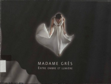 madame grès entre ombre et lumière