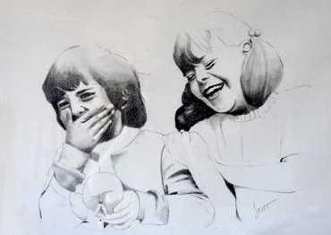 rire ensemble