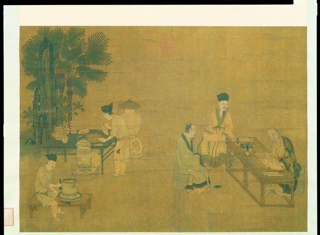 hokusai thé guimet