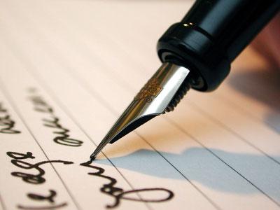 thérapie écriture