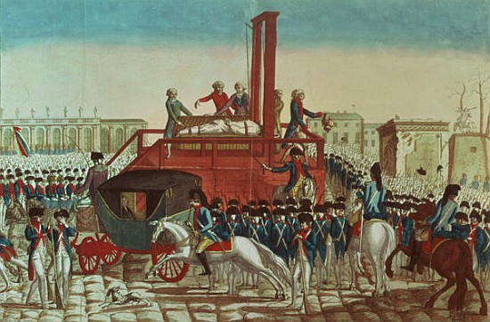 guillotine-louisXVI