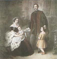 famille-louis-de-bavière