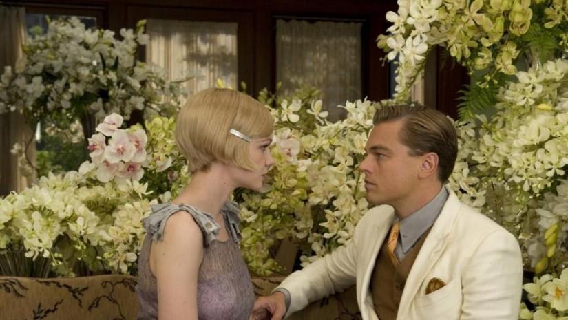gatsby leonardo di caprio Fitzgerald