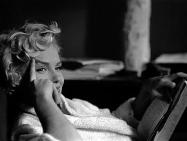 Elliott Erwitt - Marilyn Monroe, 1955