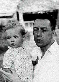 Camus-et-sa-fille-catherine