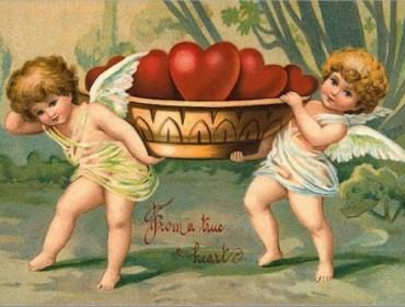 cupidon st valentin