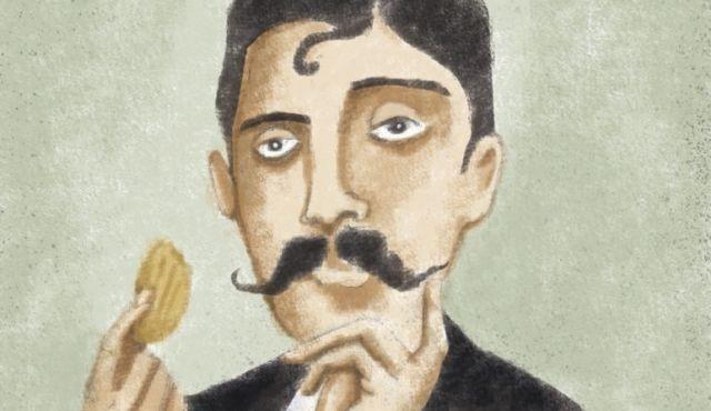 LA LISEUSE - L'OUTRE-RÉEL IV //2 Madeleine-Proust-odeur