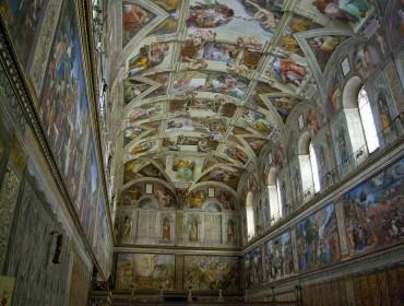 plafond-chapelle-sixtine-rome