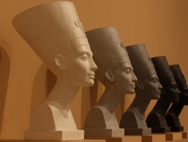 Néfertiti-buste