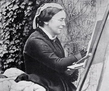 Marianne North the botanical painter