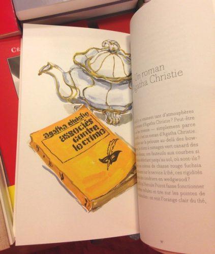 """""""Un roman d'Agatha Christie"""