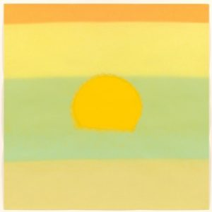 Andy Warhol. Untitled from Sunset. 1972