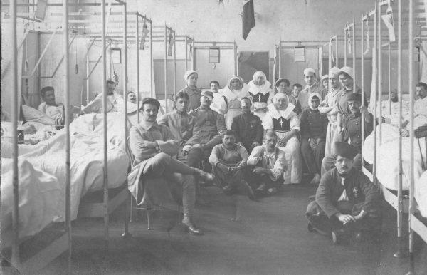 Hôpital-1914-1918