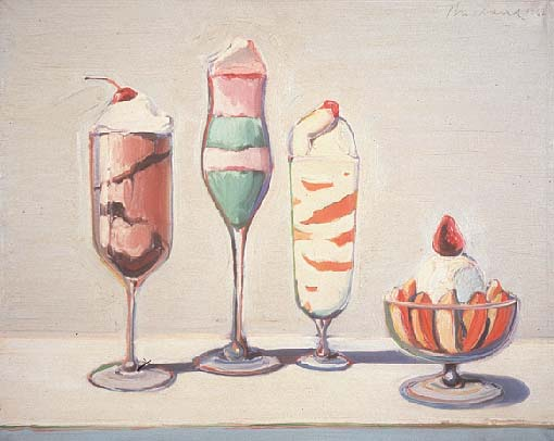 Wayne-Thiebaud-Ice-cream