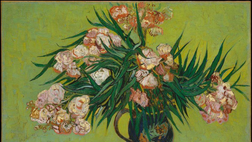 Vincent-van-gogh-zola-laurier-rose